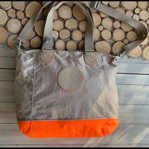Kipling Shopper Tote Bag